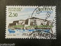 FRANCE 1984, timbre 2325, TOURISTIQUE, VAUBAN, oblitéré, cachet rond, VF stamp