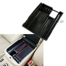 For Nissan Rogue X-Trail 2014- Armrest Storage Box Center Console Glove Bin Tray
