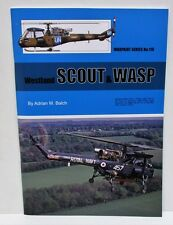Warpaint Series No.110 - Westland Scout & Wasp        48 Pages     Book      New