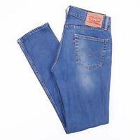 Vintage Levi's 511 Skinny Fit Men's Blue Jeans W32 L34