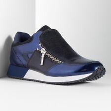 New NIB Women's Sz 7.5 Simply Vera Wang Breathe JAYLA Navy Comfy/Athletic Shoes
