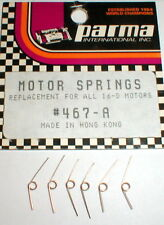 3 pair Replacement Motor Springs for all Parma 16D by PARMA International #459-A