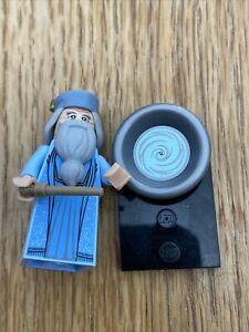 Lego Mini  Figures Wizarding World - Professor Albus Dumbledore