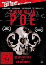 EDGAR ALLAN POE - 13 STORIE DI FOLLIA DVD Collezione Nuovo