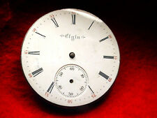 ELGIN 16 SIZE MOVEMENT LOOK AT PHOTOS FOR DETAILS!!   #M-418