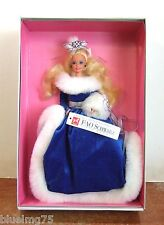 1990 FAO Schwarz Winter Fantasy Barbie Limited Edition NRFB (Z100)
