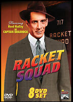 Racket Squad Collection - Classic TV -DVD
