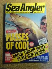 SEA ANGLER - MASSES OF COD - July 1996
