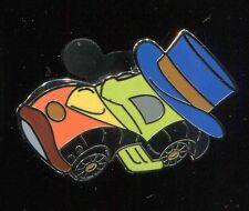 2016 Racers Cars Mystery Pinocchio Jiminy Cricket Disney Pin