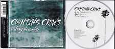 MCD Counting Crows - A Long December (3 Track)