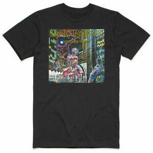 Iron Maiden - Somewhere in Time Box Men's Medium T-Shirt - Black