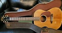 Upgraded 1964 Gibson LG-1 Acoustic Guitar w/ Original Hard Case; Plays Great