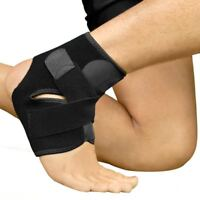 2 Pcs Sports Pain Relief Compression Ankle Brace Support Stabilizer Foot Wrap