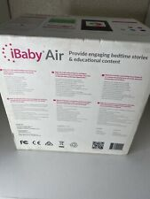 iBaby Air Quality Monitor & Ion Purifier *Read Details*