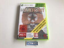 Homefront - Promo - Microsoft Xbox 360 - PAL EUR