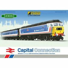 More details for bnib n gauge farish 370-430 capital connection train pack -nse cl 47 mk2 coaches
