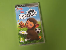 EyePet Sony PlayStation Portable PSP Game - SCEE *VGC* Includes Magic Card