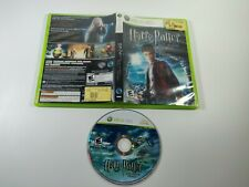 Harry Potter and the Half Blood Prince Xbox 360 EA 2009