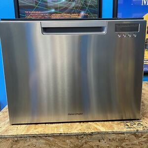 Fisher & Paykel DD24SCTX9N 24 Inch Full Console Single DishDrawer Stainless