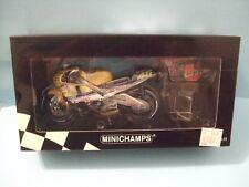 NSR 500 Honda Valentino Rossi #46 Team Nastro Azzuro GP 2001 MINICHAMPS 1:12