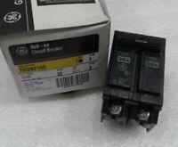 THQB2160 GE 2 Pole 60A 240VAC Bolt-On Circuit Breaker NEW