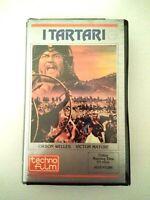 I TARTARI VHS in ottime condizioni TECHNO FILM Orson Welles Victor Mature
