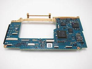 Repair Part For Nikon D750 Main Board Motherboard MCU Digital Board PCB Assy