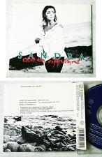 SANDRA Don 't be agressive (toi)... 1992 Purple VIRGIN MAXI CD NEUVE