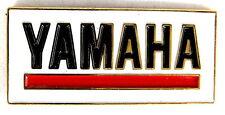 MOTORRAD Pin / Pins - YAMAHA SCHRIFTZUG [1270]