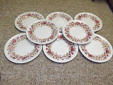 Vintage Johnson Bros Margaret Rose Windsor Ware 8 Salad Plates