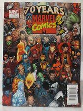 MARVEL COMICS 70TH ANNIVERSARY CELEBRATION MAGAZINE (2009)