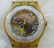 SWATCH GK100 - JELLY FISH / YEAR 1985 - VINTAGE