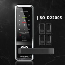 Smart Digital Doorlock Buildone BO-D2200S Keyless Lock Passcode+RFID