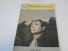 Playbill Program Joe Egg Atkinson Theatre 1968 Albert Finney and John Carson