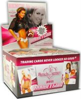 """Factory Sealed,2011 """"Bench Warmer"""" Bubble Gum Trading Cards,24 Pks, 144 Cards"""