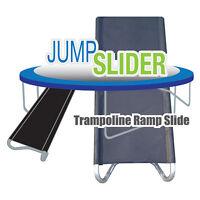 Trampoline Jump Slider, Trampoline Ramp Slide