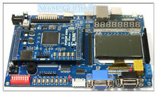 NEW XILINX SPARTAN-6 XC6SLX9 + EDA6.1 FPGA/Microblaze SOPC Development System