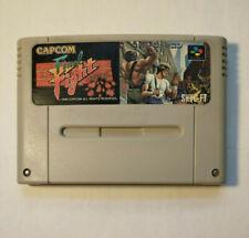 Final Fight (Nintendo Super Famicom SNES SFC, 1990) Japan Import