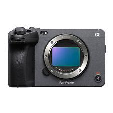 Sony Alpha FX3 Cinema Line Full frame Camera Body Only