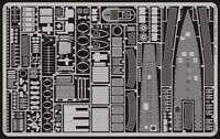 Eduard 1/72 U-boat VIIC/41 etch for Revell kit # 53015