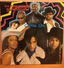 "The New Power Generation (Prince) – Come On 12"" vinyl [NM] – RARE"