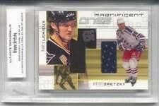 2000-01 ITG Ultimate Magnificent Ones Lemieux Gretzky