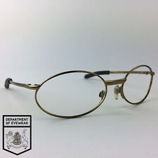 BAUSCH & LOMB KILLER LOOP eyeglasses METAL OVAL glasses frame MOD: N/A