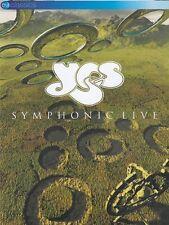 Yes-symphonic/Live (DVD)/NUOVO + SIGILLATO!