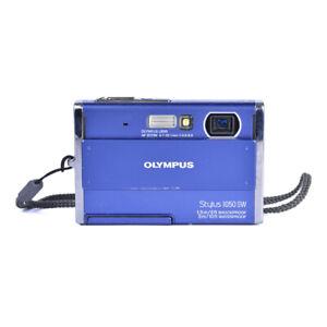 Stylus 1050SW Waterproof 10.1MP Olympus Digital Camera *Tested, works*