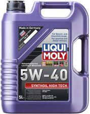 liqui Moly 1856 Aceite de motor Synthoil High Tech 5W40 5 l aceite para