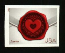 2013 46c Sealed with Love, Imperforate Scott 4741a Mint F/VF NH