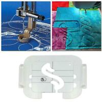 Free Motion Quiltied Template Grip with Quilting Frame for Domestic Machine