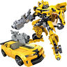 Transformers BumbleBee action figure model toy robot car kids play camaro SS