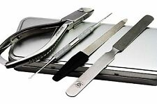 4 Piece Manicure and Pedicure Set. Made from100%stainless Steel(Crome Finishing)